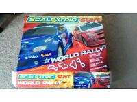Scalextric Start World Rally