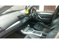 x5 sport lpg auto full leather and electrics tv/dvd front and back