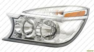 Head Lamp Driver Side Buick Rendezvous 2004-2005