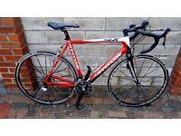 Cannondale six carbon fibre road/race bike REDUCED!