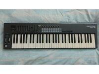 Novation Launchkey 61 Midi Keyboard Controller