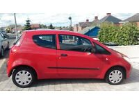 mitsubishi colt for sale 2005. taxed and tested until May 2017