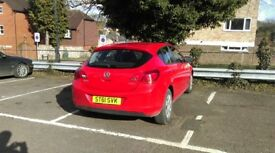 Vauxhall Astra 1.7 CDTi ecoFLEX 16v Exclusiv 5dr