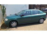 Astra.Lovely Clean Car , MOT 10/17, FSH, Cam belt changed, New hub, New Coil, Pads