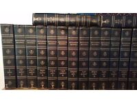 Encyclopedia Britannica 1768 Edition 1962 - Full Set 24 Vol with Anthology