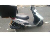 Yamaha Vity 125cc 2012