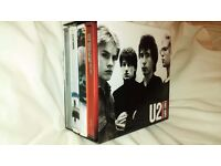 U2 1980-1983 box set (Boy/October/War/Under A Blood Red Sky)
