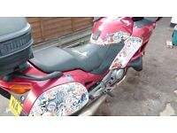 Honda Deauville nt650 Spares or Repair. £300 if gone today