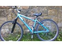 Edinburgh Bicycle Cadence 300HT mountain bike - aluminium frame