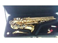 Yanigasawa Alto saxophone 901 - Excellent condition