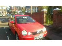 VW Polo 1.2 selling for spares