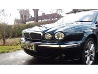 For Sale. Jaguar X-Type Estate 2.2 SE D. Mot'd till October 2017 with 136,000 miles. Great condition