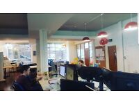 Desks Available in the Northern Quarter Now!