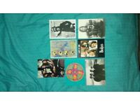 the BEATLES postcards Lennon McCartney Harrison Starr