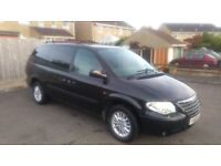 2006 (56 Plate) Chrysler Grand Voyager 2.8CRD Stow & Go
