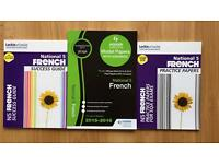 National 5 Success Guides and SQA model/practice & past papers - French
