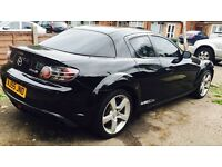 MAZDA RX8 2005 SPARES OR REPAIRS (px welcome)