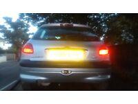 Breaking for parts Peugeot 206 1.4 silver 4 door