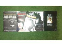 Bob Dylan Book Bundles and DVD Bundle