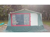 Trigano Trailer Tent and Awning