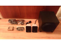 Creative Speaker System (S2 Wireless)