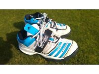 Adidas Cricket shoes size 7