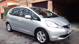 Honda Jazz 1.4 with only 27000 miles.