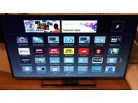 "Panasonic 49"" LED SMART TV (with warranty)"