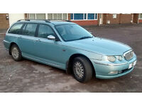 Rover 75 Tourer Diesel *Spares or Repairs* 6 months MOT