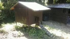 Chicken coop free for collection