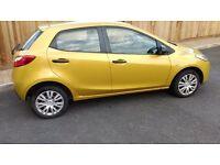 2008 Mazda 2 1.3ts 5 door for sale
