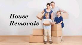 NATIONWIDE HOUSE REMOVALS MOVING VAN HIRE VAN SERVICE 24/7 CHEAP MAN AND VAN MAN WITH VAN MOVERS