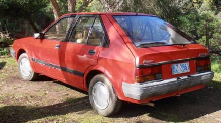 Holden Astra Auto 1984 ( Nissan Pulsar) Franklin Huon Valley Preview
