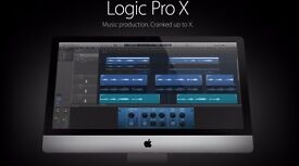 Logic Pro X Application (Full Version)