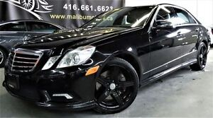 2011 Mercedes-Benz E-Class E550 4MATIC AMG SPORTS PKG