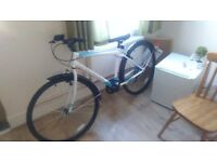 Challenge Spectre Front Suspension Mountain Bike - Assembled (Used Once) - With accessories + Hi-Vis