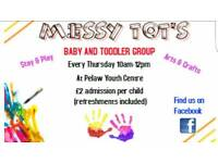 Messy Tot's Playgroup