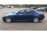 BMW 530d msport, 12 months mot, slightly modified, not 520 535 audi mercedes