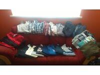 Mens XL Clothes bundle - 40 Items