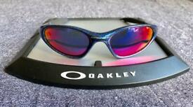 21cb7ef2c3ec Oakley XX Twenty Sunglasses New Persimmon Lenses | in Dewsbury, West ...
