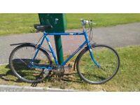 Triump vintage city bike - 23 inch frame