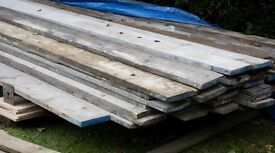 Used Scaffold Boards London/Essex Border From £1/£1.50 Per Foot. Hundreds of boards 7 Days Per Week.