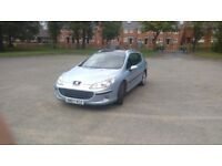 Peugeot 407 SW 2.0 HDi SE AUTOMATIC, MOT 12 MONTH, PANORAMIC ROOF