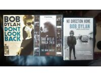 Bob Dylan DVD's Look Back No Direction (Scorsese) '66 World Tour