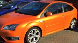 Focus ST2 with private ST plate