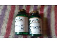 Boswellia 2x 400 mg x 100 (200) Capsules - Swanson Premium Brand