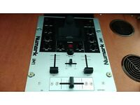 Numark iM1 dj mixer with ipod dock