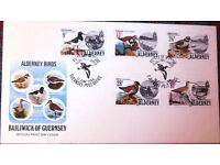 STAMPS - First Day Covers from the 1980's. £1 - £1.50