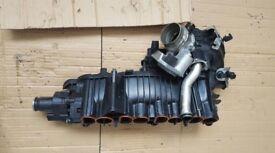 BMW 5 Series f10 f11 N47 inlet manifold 4728712 / 7803789