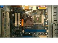 Various old pc parts , all working